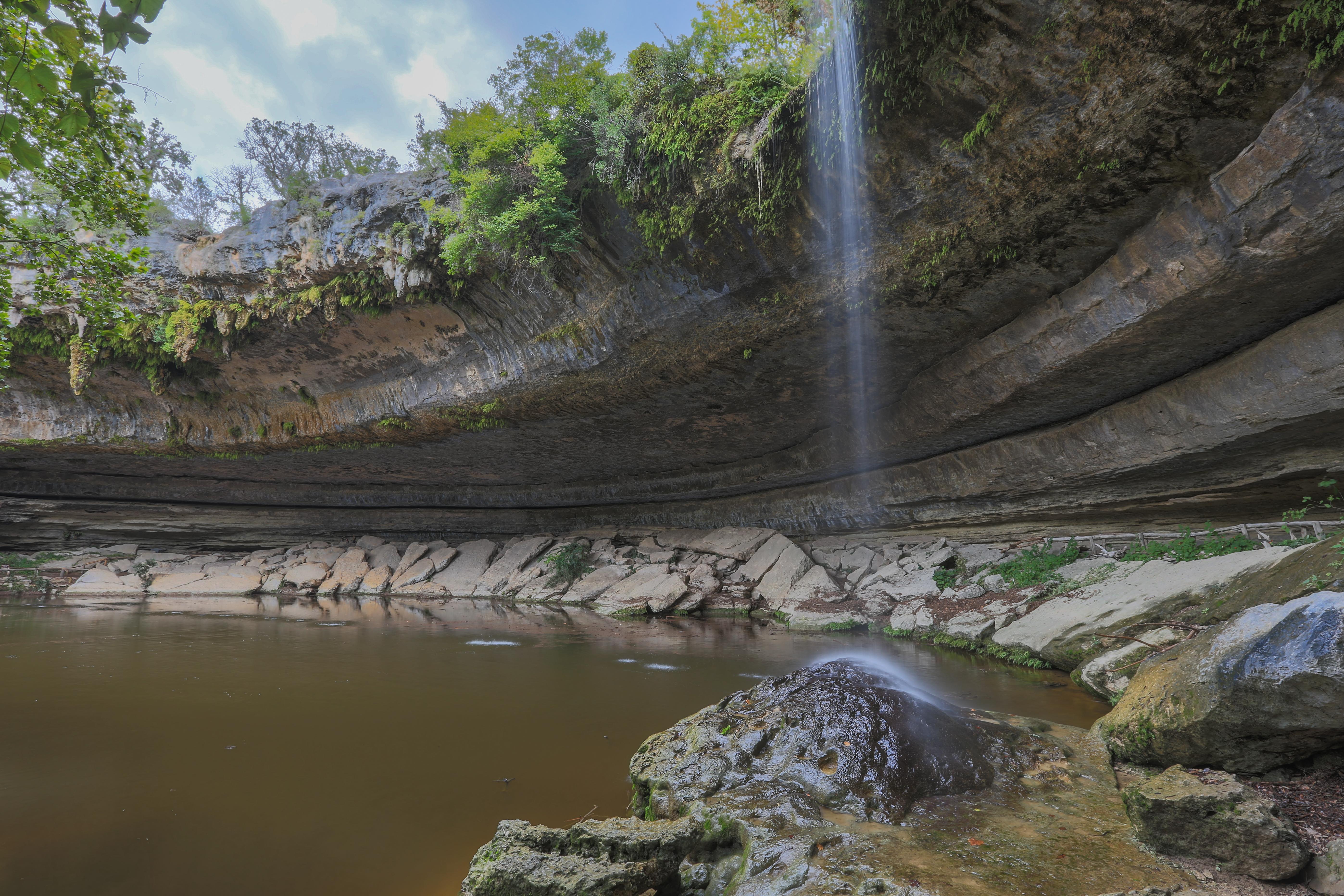 Texas Fun Hamilton Pool Preserve Amp Natural Bridge